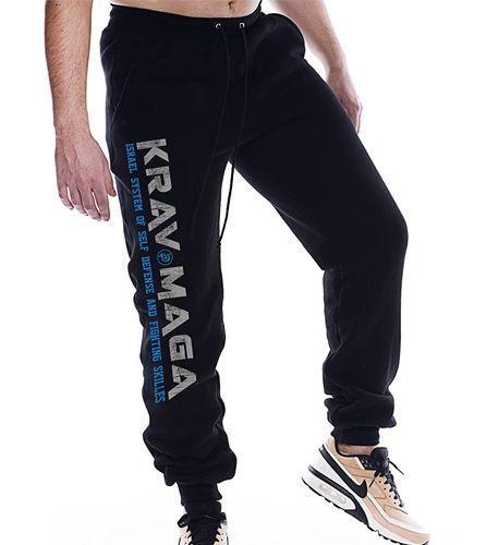 Dirty Ray Artes Marciales Krav Maga pantalón de chándal