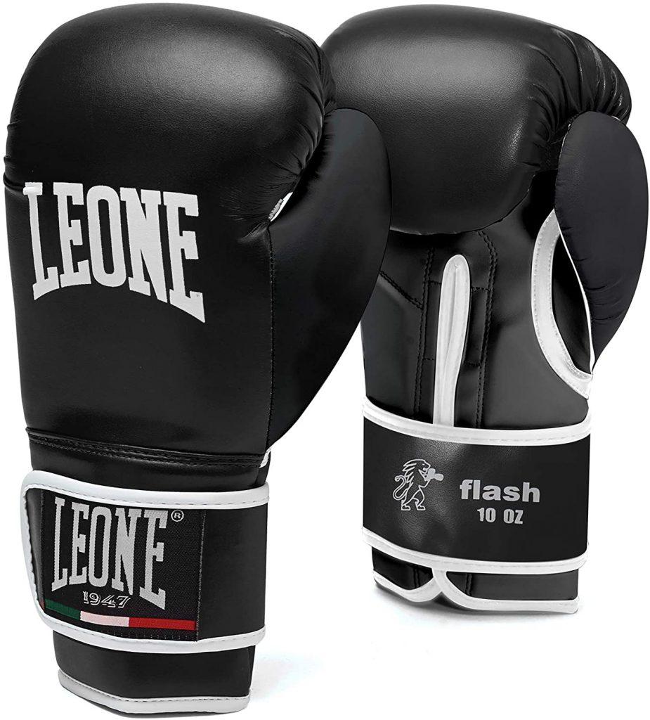 guantes de boxeo de velcro